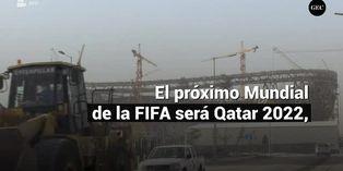 Construcción de estadios para Qatar 2022 continúa pese a la pandemia