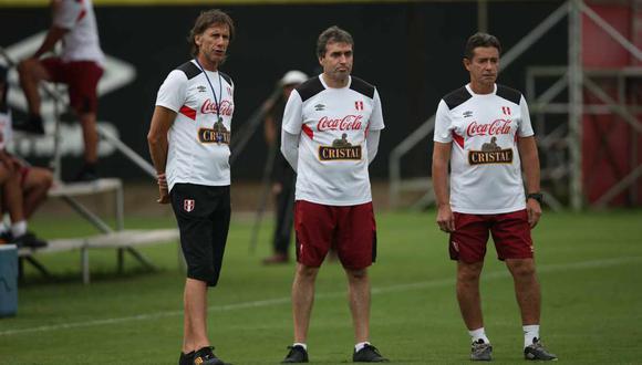 Once jugadores de la Liga 1 fueron citados para las primeras labores grupales de la bicolor pensando en Bolivia y Venezuela. (Foto: GEC)