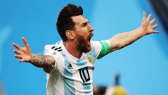 Messi reveló que mandaba sus videos a la AFA para que lo convocaran a Argentina. (Getty)
