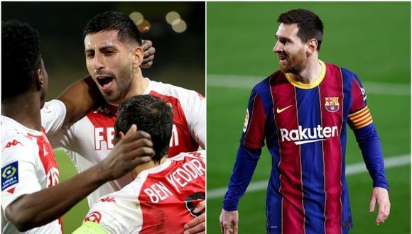 Barcelona perdió 4-1 ante PSG en la ida de octavos de Champions League. (Getty)
