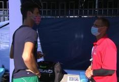 'Nole' alcanzó su fama: Djokovic olvidó credencial y tuvo problemas de ingreso en el US Open [VIDEO]