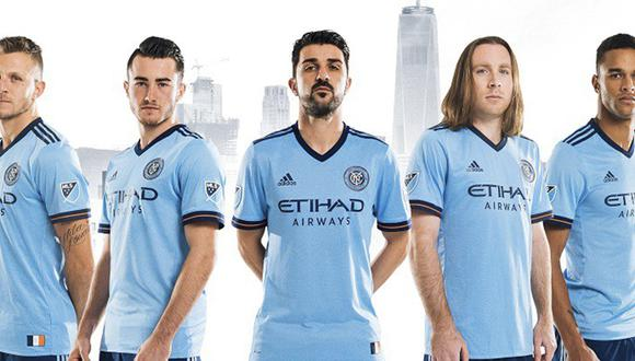 New York City Football Club (Foto: footballfashion)