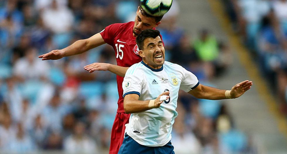 Copa América   Marcos Acuña - Argentina (Foto: Getty Images)