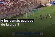Todo lo que debes saber sobre la vuelta del fútbol peruano