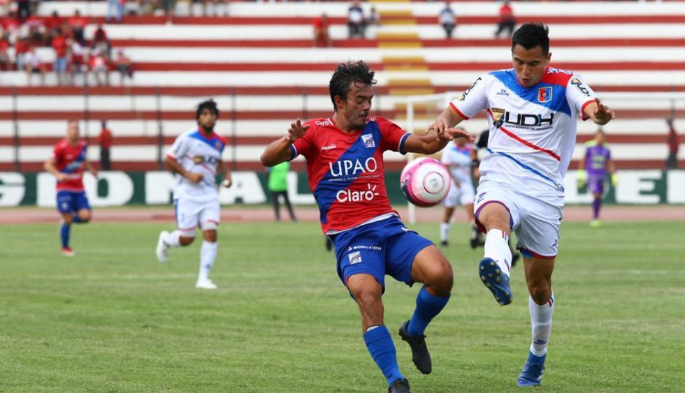 Carlos A. Mannucci empató 2-2 con Alianza Universidad por la segunda fecha del Cuadrangular final