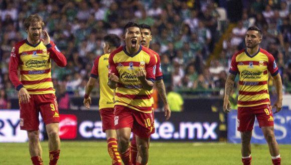 León perdió 2-1 con Morelia y los 'michoacanos' clasificaron a semifinales del Apertura 2019 Liga MX. (Imago7)