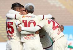 Sólidos en la punta: Universitario se impuso 2-0 sobre Atlético Grau en el estadio de la UNMSM [VIDEO]