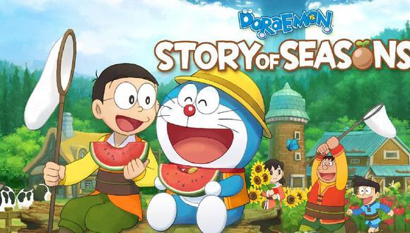 """Descarga """"Doraemon Story of Seasons"""" con el 40% de descuento en Steam con estos datos"""