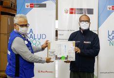 Unidos: OPS dona el Perú insumos para detección molecular de COVID-19