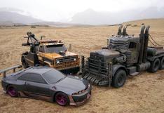 """""""Transformers: el despertar de las bestias"""": Fuerte lluvia impide grabación en Sacsayhuaman"""