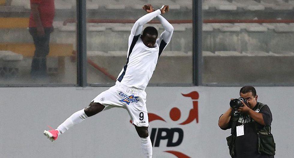 Loba y Dakoi la 'rompieron' en la Liga 1. (Foto: GEC)