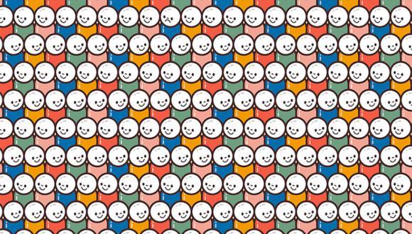 En esta imagen hay 3 personas completamente diferentes, ¿crees que puedes hallarlas?| Foto: Noticieros Televisa