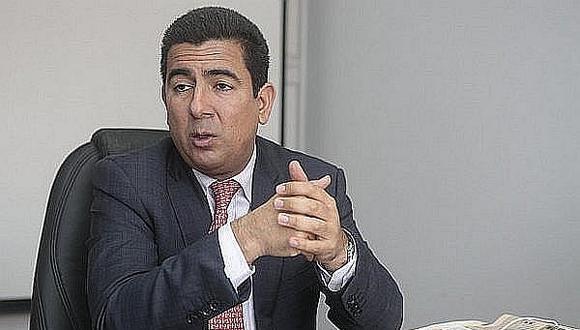 Carlos Moreno responde sobre una posible obstrucción al desarrollo del partido ante César Vallejo. (Foto: GEC)
