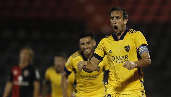 Boca Juniors vs. Newell's se vieron las caras este domingo por la fecha 2 de la Copa de la Liga Argentina (@BocaJrsOficial)