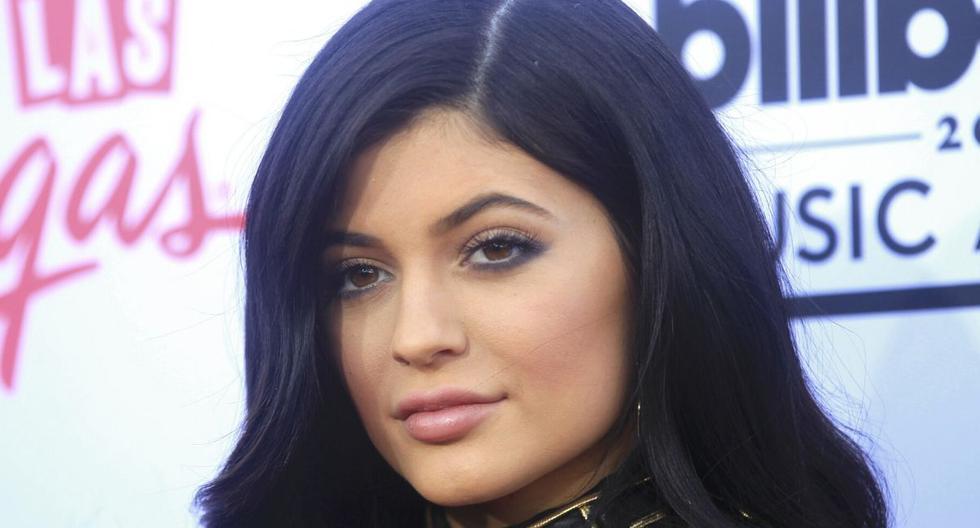 Kylie Jenner dejó asombrados a muchos de sus seguidores. (Reuters)