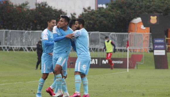 Llacuabamba derrotó a Atlético Grau en La Videna. (Foto: @LigaFutProf)
