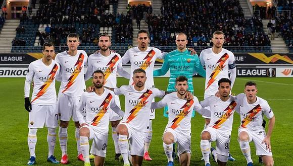Por el coronavirus, la Roma vs. Sevilla por la Europa League se aplazaría. (Foto: Getty Images)