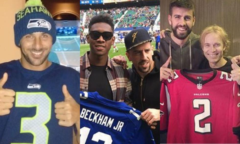 El mundo del fútbol y la fiebre de la NFL