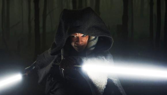 """""""Star Wars: The Mandalorian"""": ¡Ahsoka Tano regresa! La aprendiz de Anakin no es olvidada por Disney. (Foto: Disney)"""