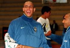 Ronaldo confesó los insólitos pedidos que le hacía Romario en Brasil
