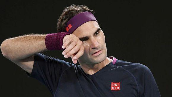"""Roger Federer desmotivado en esta pandemia: """"No me estoy entrenando porque no veo un motivo para hacerlo ahora mismo"""". (Getty Images)"""