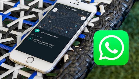 ¿Quieres saber si te enviaron una ubicación falsa? Conoce cómo descubrirlo en WhatsApp. (Foto: WhatsApp)