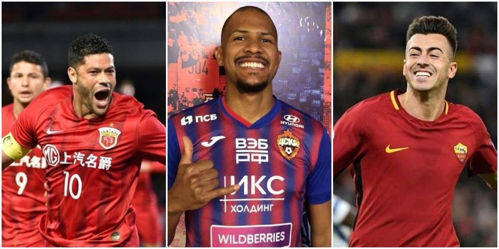 Figuras del fútbol que dejaron la Superliga China