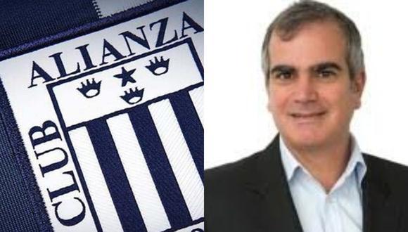Miguel Pons es el nuevo administrador de Alianza. (Foto: Internet)