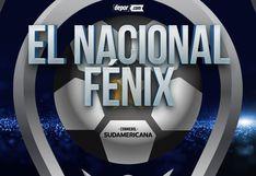 ¡Se paraliza Quito! El Nacional vs. Fénix EN VIVO se enfrentan por pimera ronda de Copa Sudamericana   vía DirecTV