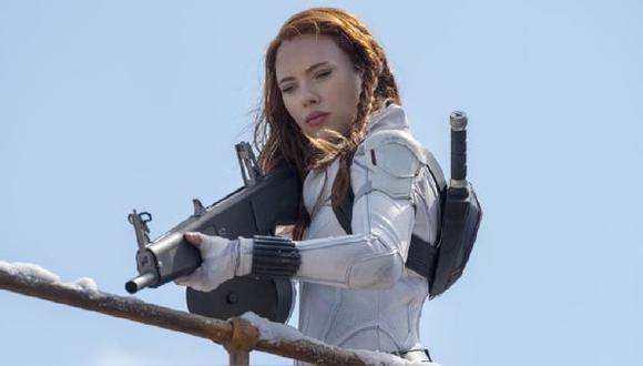 Marvel: cines culpan a Disney Plus por la taquilla de Black Widow