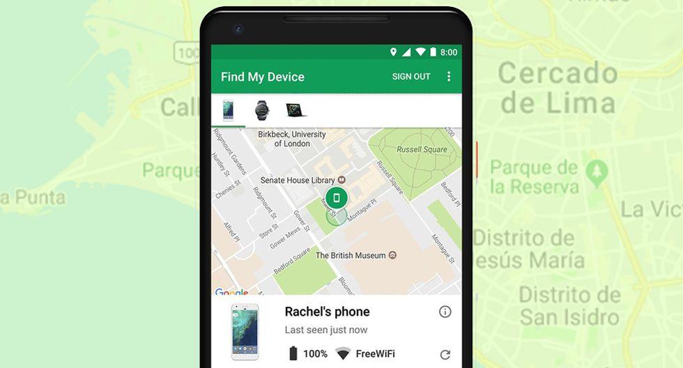 ¿Perdiste tu celular o no sabes dónde lo dejaste? Prueba el siguiente truco de Google Maps que te facilitará a encontrarlo. (Foto: Google)