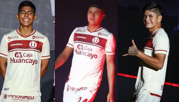 Universitario contará con canteranos en su duelo contra Cantolao (Foto: Prensa 'U')