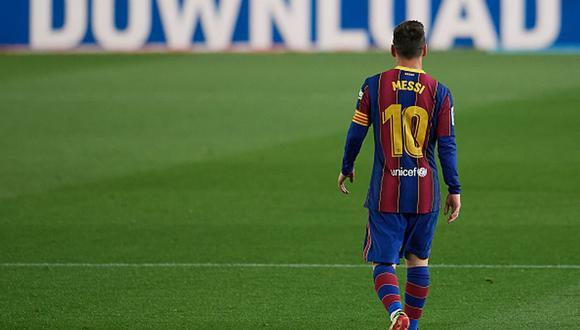 Lionel Messi EN VIVO: noticias de última hora sobre su futuro tras anuncio del Barcelona