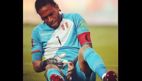 Pedro Gallese fue vital para el triunfo de Perú ante Ecuador en Quito. (Foto: Difusión)