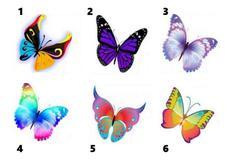 Elige la mariposa que más te guste y descubre aspectos que desconocías sobre tu forma de ser