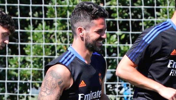 Isco llegó al Real Madrid n el 2013 procedente del Málaga. (Foto: RM)