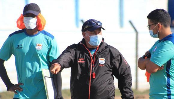 Jesús Oropesa llegó a inicios de año a Sport Chavelines. (Foto: Difusión)