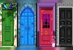 ¿Qué puerta te agrada más? Tu respuesta revelará cuáles son tus sentimientos más íntimos