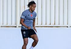 La 'Culebra' está de regreso: André Carrillo fue la novedad en los entrenamientos de Al Hilal