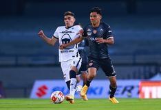 Repartieron unidades: Pumas salvó un punto ante Necaxa por el Apertura 2020 Liga MX