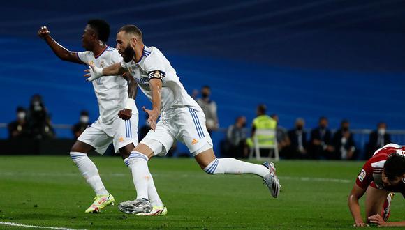 Real Madrid venció 5-2 al Celta de Vigo en su regreso al Bernabéu. (Foto: CFRM)