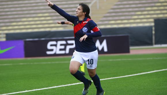 Fadye Jabalí juega en Deportivo Municipal desde el 2016 (Foto: Liga Femenina)