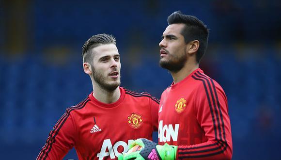 Manchester United ganó la Premier League por última vez en el 2013. (Getty)