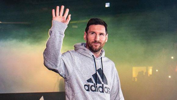 Lionel Messi tiene contrato con el Barcelona hasta el 30 de junio de 2021. (Instagram Messi)