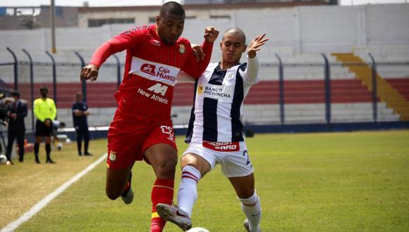 Alianza Lima y Sport Huancayo por la Fase 1. (Foto: Liga 1)