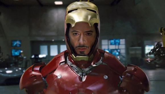 Tony Stark tenía el escudo del Capitán América en la película Iron Man de 2008 y esta es la explicación (Foto: Marvel Studios)