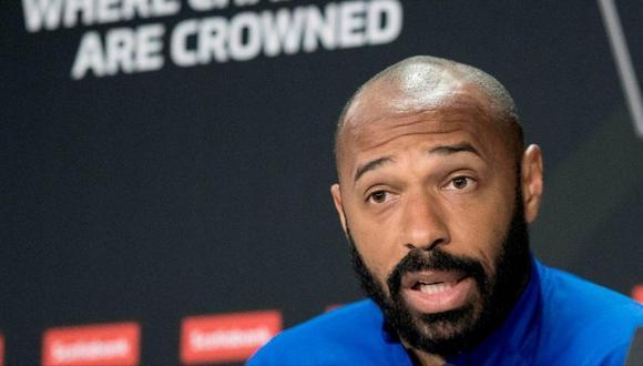 Thierry Henry llegó a la MLS en el 2019 (Foto: AFP)