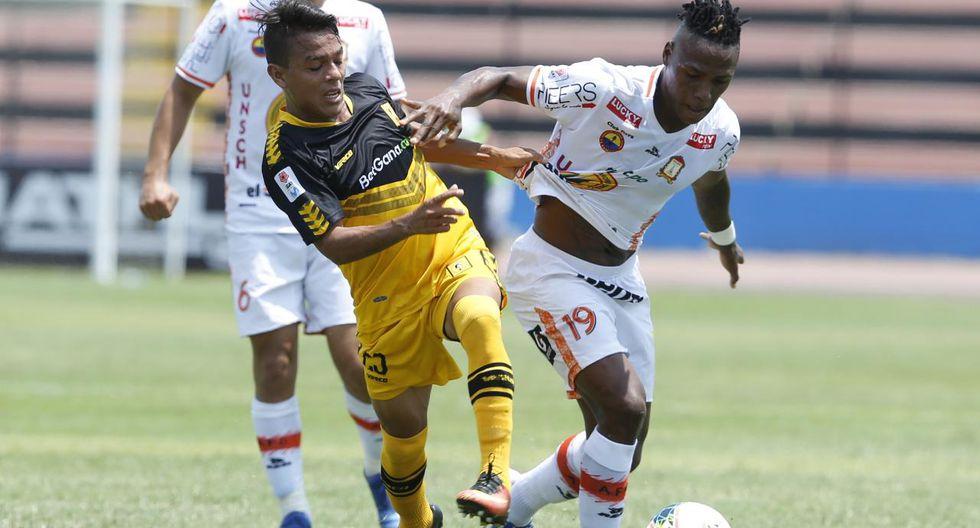 Cantolao vs. Ayacucho FC se enfrentan por la Liga 1. (Foto: Violeta Ayasta)