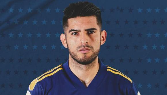 Carlos Zambrano llegó el año pasado a Boca Juniors. (Foto: Boca Juniors)