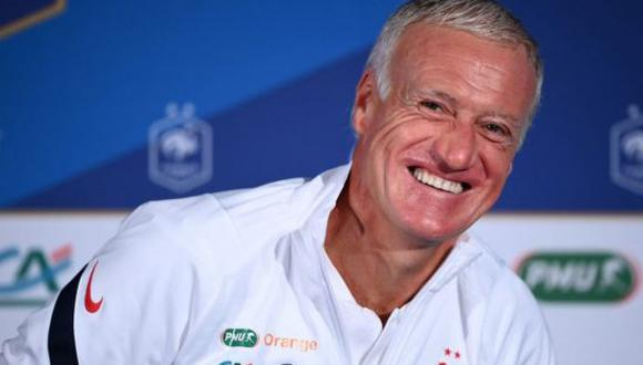 Didier Deschamps fue campeón con la Selección de Francia en el Mundial Rusia 2018. (Foto: Getty Images)